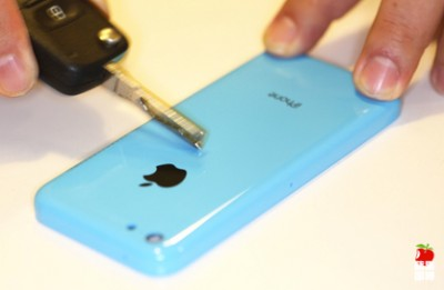 The iPhone 5C Shines Nicely In A New Durability Test
