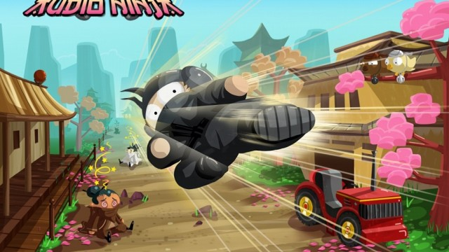 Tap Along With The Beat To Kill Enemies In Audio Ninja