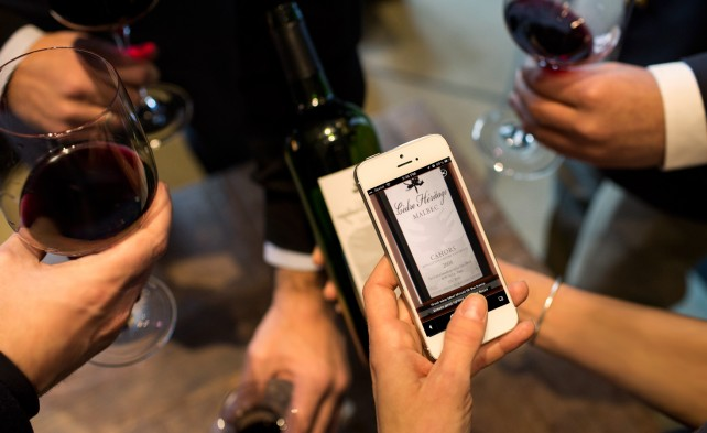 Drync, The 'Shazam for Wine' Launches In App Store