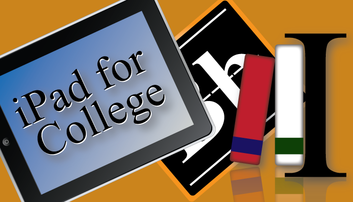 Be Sure Your iPad Is College Ready With These Apps