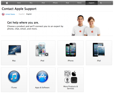 Apple Rolls Out Redesigned AppleCare Website With 24/7 Live Chat Support