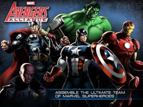 Avengers Alliance Asks: Which Side Are You On, Avengers Or X-Men?