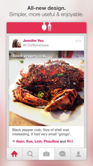 Burpple 2.0 Brings New Design And New Features To Popular Social Food Guide App