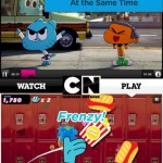 Cartoon Network App For iOS Updated With New Game And West Coast Live TV Feed