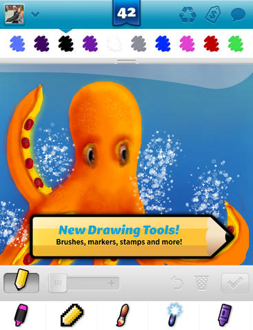 Draw Something 2 Goes Universal: Sequel To Popular Drawing Game Arrives On iPad
