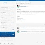 Modern Mobile Email App Evomail Updated With Unified Inbox, IMAP Support And More