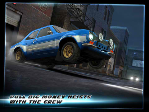 Fast & Furious 6: The Game 2.0 Features Online Races, New Cars And More