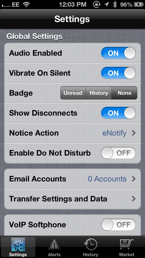 Pebble Users Can Enable Push Email Now Using eNotify For iOS