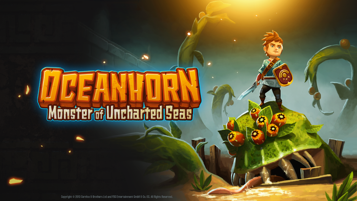 The Adventure Is Set To Begin: Oceanhorn Gets Its First Official Trailer