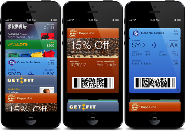 Apple Officially Granted Trademark For 'Passbook'