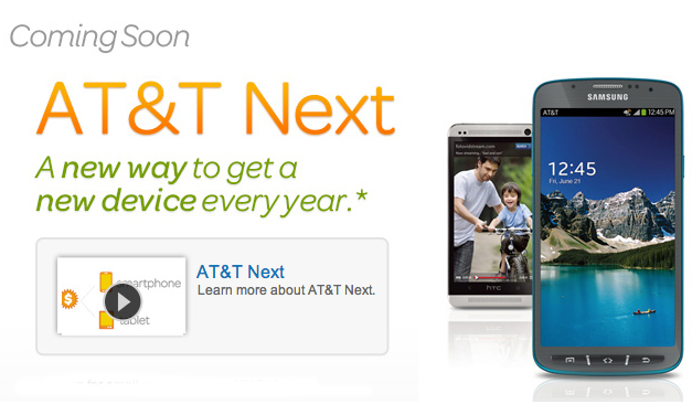 AT&T Lowers Its Next Pricing, Now Cheaper Than Verizon Edge