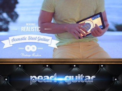 Pearl Guitar Offers Music Fans A Dedicated 6-String Experience For iPad