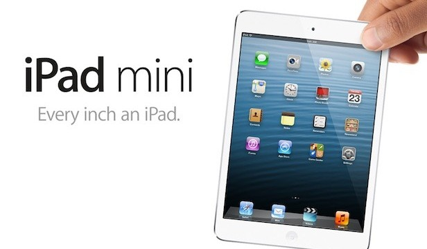 New Report Argues 7.9-Inch Retina-Equipped iPad mini Set For 2013 Launch