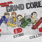 Join Your Favorite Post-Hardcore Rock Stars In Grindcore For iOS