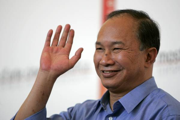 John Woo's On-The-Rails Action Bloodstroke Set To Be Announced Soon