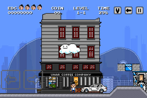 Forget Mario: Super Brothers Offers iDevice Owners Classic Adventure Gameplay