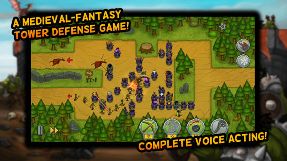 Tower Defense Goes Medieval In Age Of Thrones: Available Now For iPhone