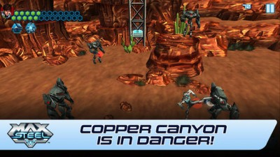 Max Steel Hits The App Store In New Game: Rise Of Emulator