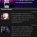 Apple Adds Video Streaming To iTunes Festival London 2013 iOS App
