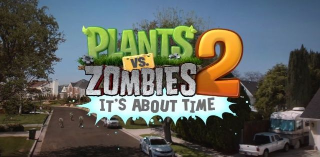 Plants Vs. Zombies 2 Passes The 25 Million Downloads Milestone