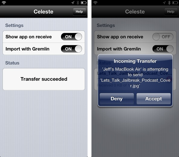 Cydia Tweak: Celeste 2 Launches For Jailbroken iDevices