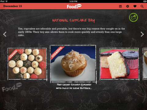 Every Day Is A Food Holiday With This Delicious New App From Food.com