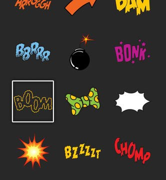 Bam! Comic Maker Halftone 2 Goes Universal With New iPhone And iPod touch Edition
