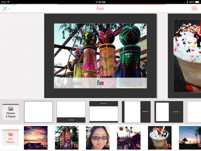Create And Share Beautiful Photographic Stories With Memorability