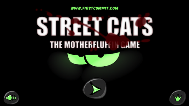 Quirky App Of The Day: Those Mother-Fluffing Felines Are At It In Street Cats