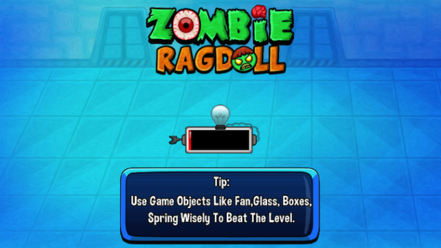 Quirky App Of The Day: Zombie Ragdoll Adds An Undead Twist To Physics