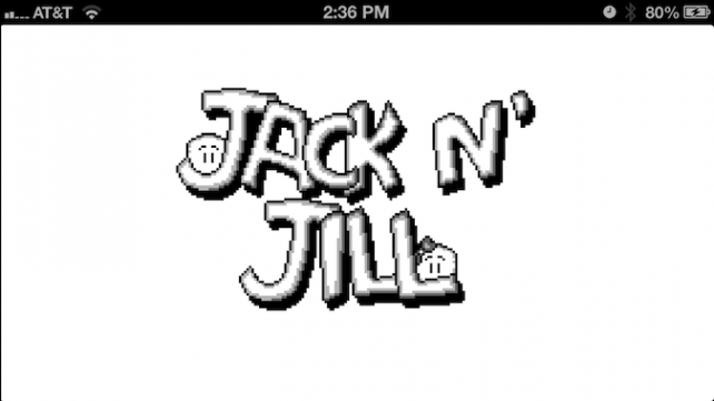 Quirky App Of The Day: Jack N' Jill Went Up The Hill But Not For Water