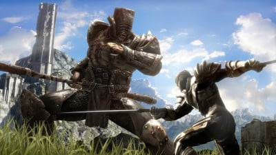 Infinity Blade III Already Underway According To Game Tester's LinkedIn Profile