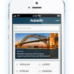 Keek 4.0 Features New iOS 7-Inspired Interface, Video Recording Upgrades And More