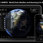Living Earth Updated With Tropical Cyclone Notifications And Other Enhancements
