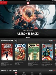 Marvel Unlimited Doubles Cap On Offline Reading, Supports Browsing By Publication Date