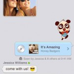 MessageMe Update Introduces Stickers, Photo Broadcast And New Sign-Up Process