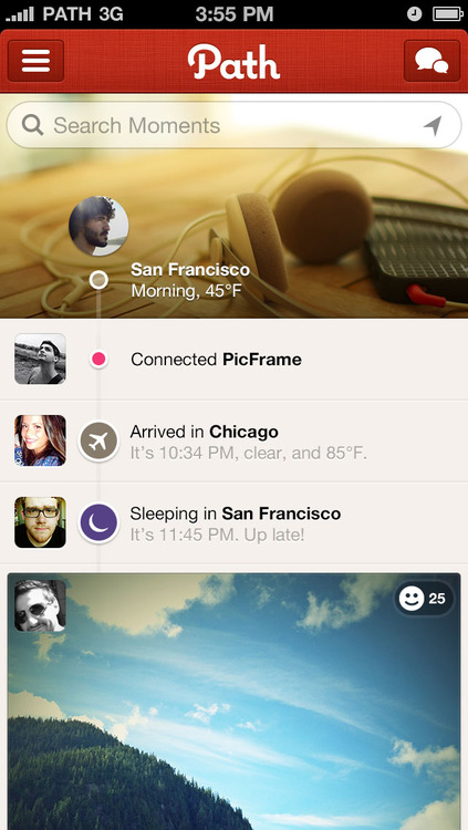 Path Opens API To New Partner Apps Including Over, Strava And WordPress