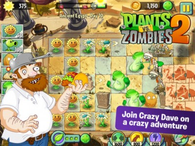 It's About Time You Grabbed Plants Vs. Zombies 2, Now Available On iOS Worldwide