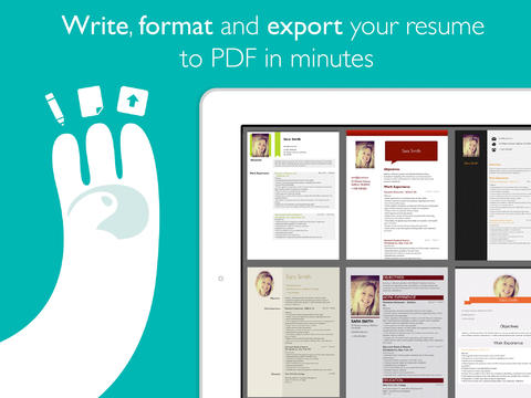 Resume Designer Pro 2.0 Features New Styles, iCloud Syncing And More