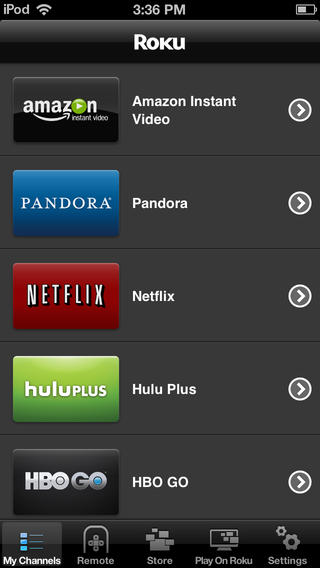Roku For iOS Gets Another AirPlay-Like Feature In The Form Of Video Streaming