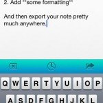 Drafts Competitor Scratch Updated With Dropbox Sync, Tappable Links And More