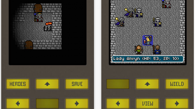 There Will Be Pixels: Gurk III Offers iDevice Users More 8-Bit RPG Fun