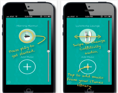 Coffitivity Brings Coffee Shop Sounds To Your iDevice