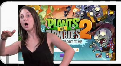 Plants Vs. Zombies 2 Is Brain Eating Good