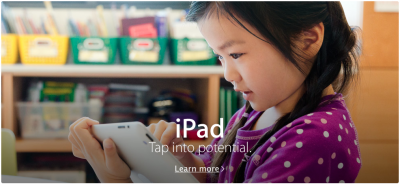 Apple Revamps Its Education Web Page Ahead Of iOS 7 Launch