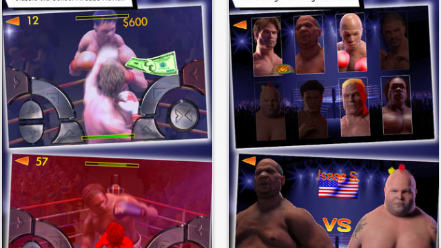 Take To The Ring In International Boxing Champions For iOS