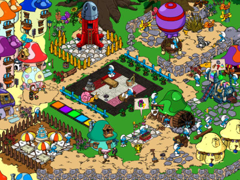 Free download game smurfs village for pc full version.