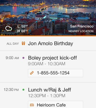 Tempo Smart Calendar Adds Company Card, Birthday Gifting And Other Features