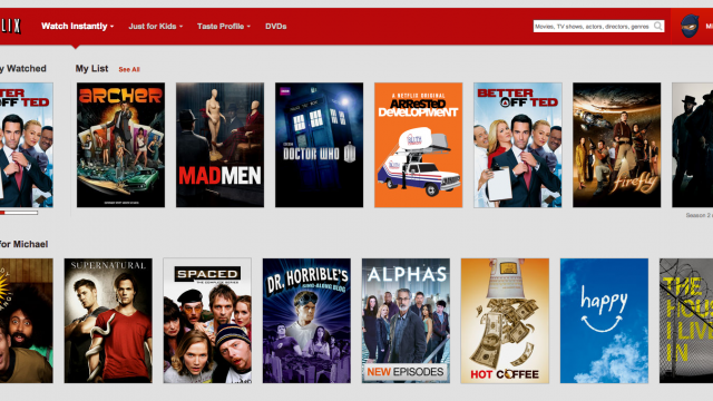 Netflix Adds A New 'My List' Feature To Make Finding Streaming Video Content Easier
