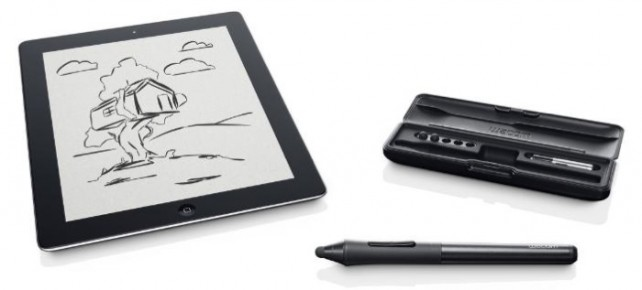 Wacom Announces The Intuos Creative Stylus, A Pressure-Sensitive Smart Pen For iPad